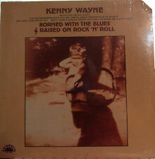 Kenny Wayne - Borned with the Blues & Raised on Rock 'n' Roll  (Bugs Henderson)