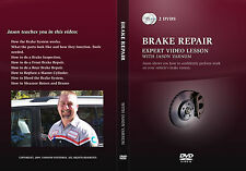 AUTO REPAIR DVDs / ALL 12 VIDEO COURSES / AUTOMOTIVE TECHNOLOGY CURRICULUM