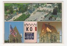 Sainte Mere Eglise Normandie Voie de la Liberte Postcard France 537a