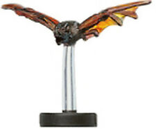 D&D MINIATURES BAT FAMILIAR 30/60 U UNHALLOWED