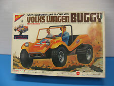 NICHIMO Volkswagen Buggy Motorized Model Kit 1:18