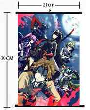 Japan Anime Akame ga KILL home decor Wall Scroll Poster 1053