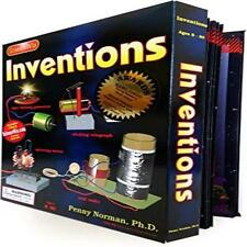 Inventions Kit Educational Fun Kids Children Science Kit Playing Learning Gift