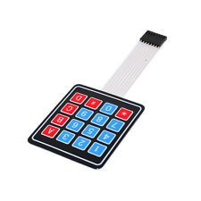 4*4 Matrix Membrane Keyboard 16 Key Keypad Touch Switch Panel for Arduino