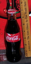 2016 COCA COLA RIO OLYMPIC'S PROUD PARTNER 8 OUNCE  GLASS COCA COLA BOTTLE