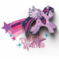 My Little Pony TWILIGHT SPARKLE 3D FX LIGHT Mini Wall DECO Night Light + Sticker