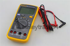 FLUKE 15B+ Digital multimeter Tester DMM with TL75 test leads NEW