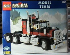 Lego Model Team 5571 Giant Truck  New Sealed HTF