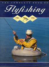 Flyfishing Complete Guide Book Salmon Trout Casting Rods Reels Technique Lures