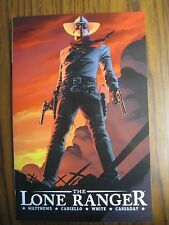 THE LONE RANGER - VOLUME 1: NOW AND FOREVER #1-6 GRAPHIC NOVEL - DYNAMITE