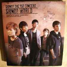 SHINee The 1st Concert SHINee World 2CDs Boys Over Flowers OST song stand by me