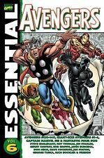 Essential Avengers, Vol. 6 (Marvel Essentials) by Englehart, Steve, Thomas, Roy