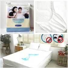 Queen Size Waterproof Washable Mattress Protector Cover Sheet Anti-Bacterial