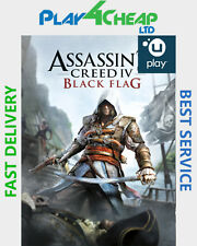 Assassins Creed Black Flag PC Uplay Activation CD-KEY Digital Download Full Game
