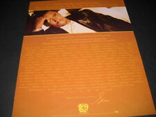SEAN PUFFY COMBS I closed my eyes and had a dream... 1998 PROMO POSTER AD mint