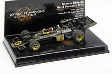 E. Fittipaldi Lotus Ford 72 #6 Weltmeister Italien GP F1 1972 1:43 Minichamps
