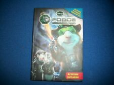 G-FORCE SUPERSPIE IN MISSIONE-DISNEY-ALL'INTERNO TANTI ADESIVI!!!-2009