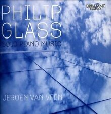 Philip Glass Musique pour solo piano, New Music