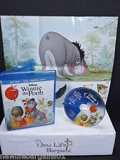 Disney Winnie The Pooh Blu-ray Movie (Includes Poster & Stickers)
