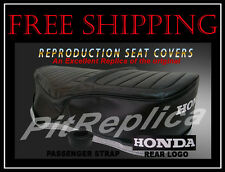 HONDA CM400A CM400T CM400 A/T 1979 1980 1981 *HEAT PRESSED* SEAT COVER [HSLR]