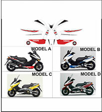 kit adesivi stickers compatibili tmax 2001 2007  full power edition