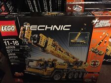 Lego Technic 2-in-1 Mobile Crane 42009 - Brand New - Factory Sealed - Retired