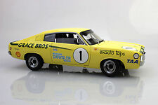 1:18 Ian Geoghegan Valiant VH E49 Charger 1973 ATCC Classic Carlectables 18614