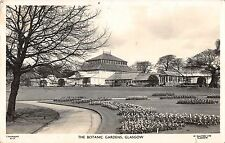 BR70671 the botanic gardens  real photo  glasgow  scotland