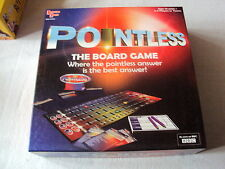 FAMILY PARTY BOARD GAME BBC'S POINTLESS TEAT TIME TV SHOW COMPLETE VGC