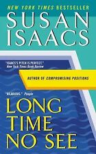 Long Time No See, Susan Isaacs, 0061030430, Book, Acceptable