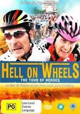 HELL ON WHEELS: THE TOUR OF HEROES – DVD, 100TH TOUR DE FRANCE 2003, CYCLING