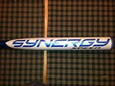 RARE NIW Easton Synergy Speed SRV4B Fastpitch Softball Bat 33/23 (-10) ASA 2004