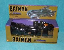 Batman Radio Control BATMOBILE Vehicle TOY BIZ 1989