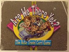 Are We There Yet? Car Travel card Game 6 and up and Boys & Girls