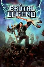 Brutal Legend : Cover - Maxi Poster 61cm x 91.5cm (new & sealed)