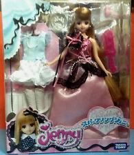 Takara Tomy Jenny Sparkling 2 in 1 Doll Brand New In Box Super Rare