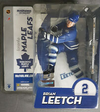 Mcfarlane NHL Series 9 Brian Leetch Toronto Maple Leafs Eishockey Figur