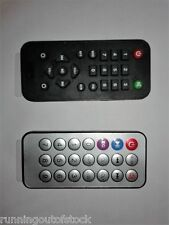 IR Remote Control, Universal IR Remote Transmitter, pack of TWO