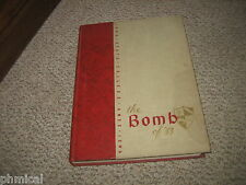 iowa state  university  Yearbook  class of 1953 ames iowa  college year book '53