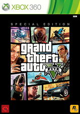 Grand Theft Auto V - Special Edition (Microsoft Xbox 360, 2013, Eurobox)