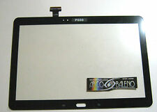 "VETRO+TOUCH SCREEN per SAMSUNG GALAXY NOTE 10,1"" SM-P605 LCD DISPLAY 2014 NERO"
