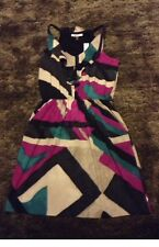 Lady DKNY dress Multi Colour Size S NEW RRP £140