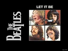 LET IT BE - THE BEATLES (1970) DVD MUSIC MOVIE