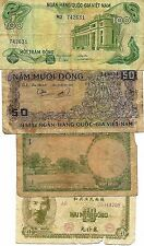 BILLETS - Lot 4 Billets Vietnam (7985 M)