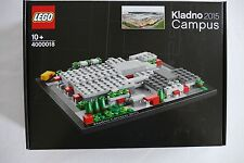 4000018 Lego Kladno 2015 Campus not-for-sale employee-gift set new in sealed box