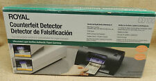 Royal Counterfeit Detector Ultraviolet Light CD100    WORKING