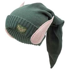 Nintendo - Legend Of Zelda Elven / Hylian Ear Pointed Beanie Hat - New Official