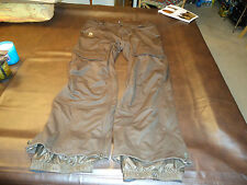 YOUNG MENS BURTON WINSTOPPER PANT  BROWN XL  NWOT