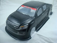 1/10 Painted RC Pickup Truck Body Shell A058
