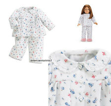 "American Girl EMILY'S PAJAMAS for 18"" Dolls Historical PJ'S Flannel NEW in Box"